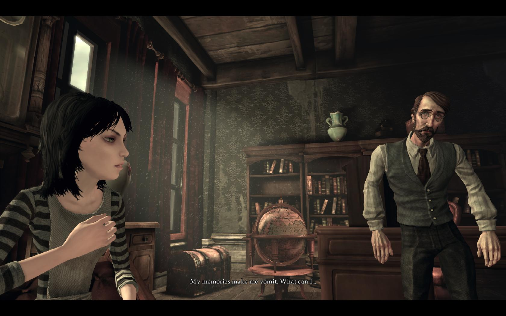 how to play alice madness returns in windowed mode